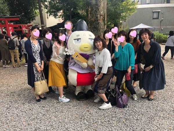 「蛇窪神社」開運神社ツアー