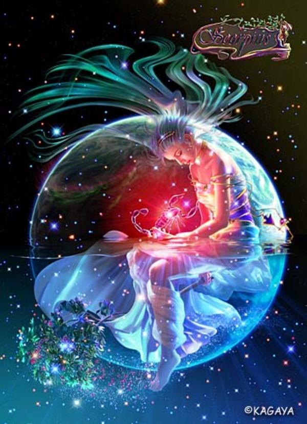 【さそり座の新月】ソウルメイトと豊かさを拡大させるとき