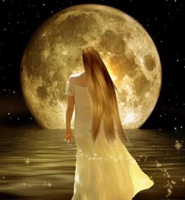 11月30日ふたご座満月&半影月食