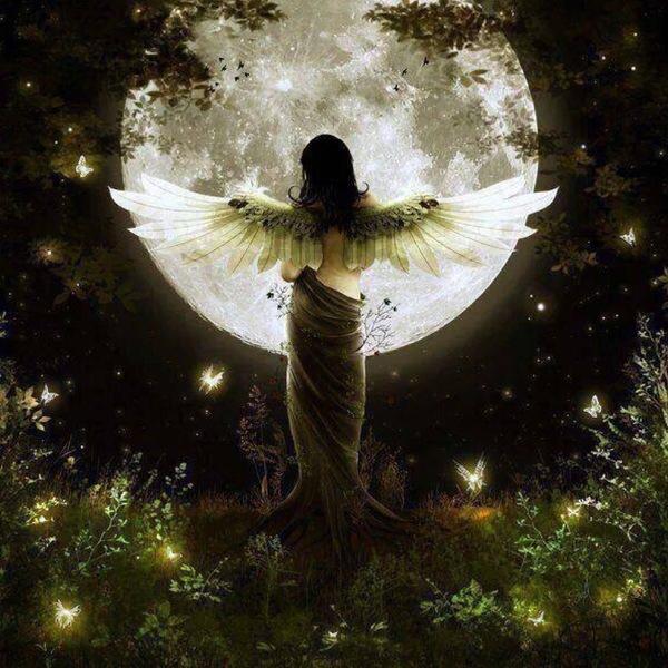 さそり座の満月メッセージ