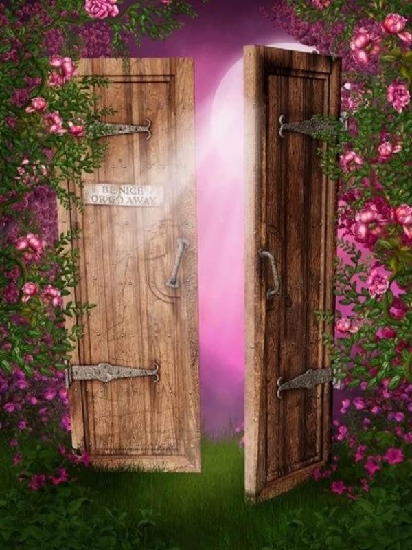 新たな扉が開くとき
