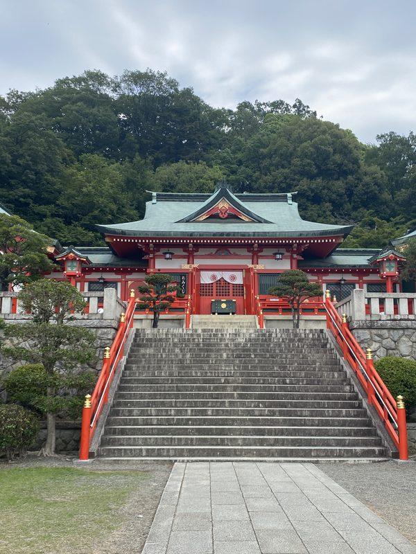 7月6日七夕直前『織姫神社ツアー』開催いたします