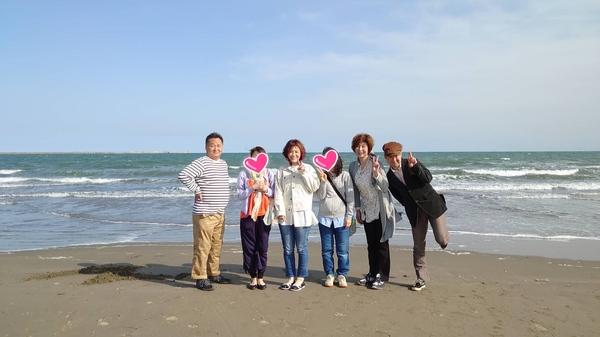 【10月12日海辺でアーシング・大洗磯前神社・酒列磯前神社ツアー】開催いたします