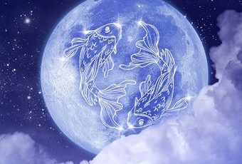 魚座の満月メッセージ